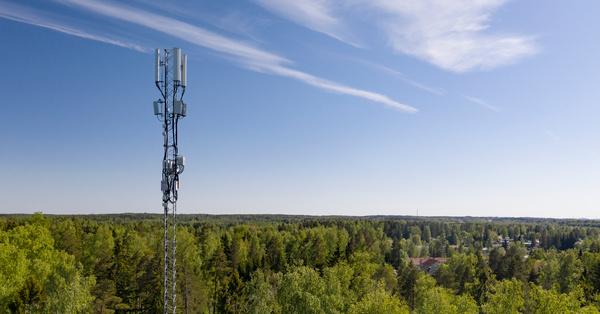 DNA:n 5G toimii nyt 98 paikkakunnalla ja kattaa 40% suomalaisista