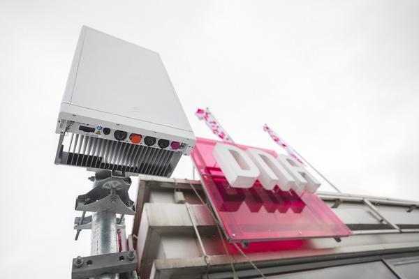 DNA:n 5G-verkko toimii nyt Jyväskylässä, Oulussa ja Raahessa