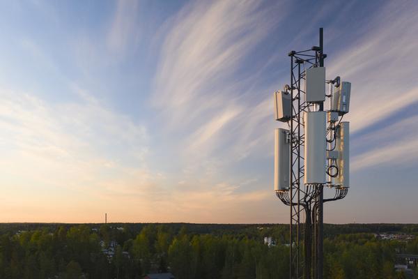 DNA:n 5G-verkon alueella asuu nyt yli miljoona suomalaista