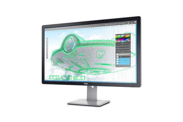 Dell mukaan 4K-näyttökisaan: 32 tuumaa yli miljardilla värillä
