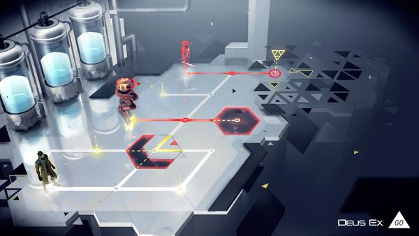 Uusi hittipeli Square Enixiltä? Deus Ex GO julkaistiin Androidille ja iOS:lle
