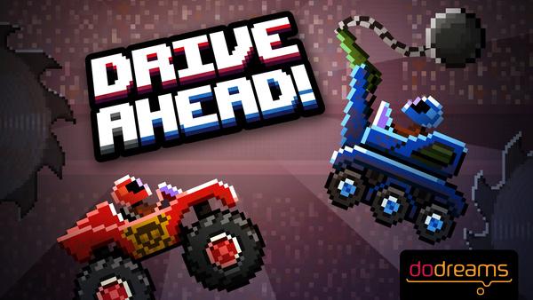 Suomalainen Dodreams julkaisi Drive Ahead! -pelin – pääsi heti Applen suosikkeihin