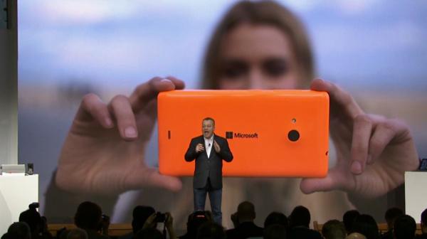 Microsoftilta tulossa kaksi huippumallia ja kaksi keskihintaluokan Lumiaa?