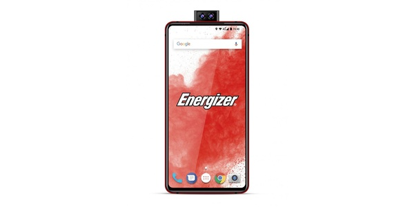 Want a week's battery life on a smartphone? Energizer has a phone for you!