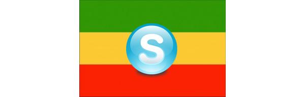 Etiopiassa saat Skypettämisestä 15 vuotta linnaa