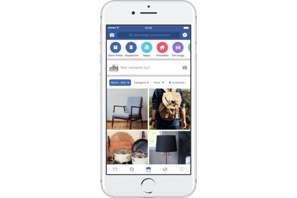 Facebook avasi Suomessa oman nettikirpputorin