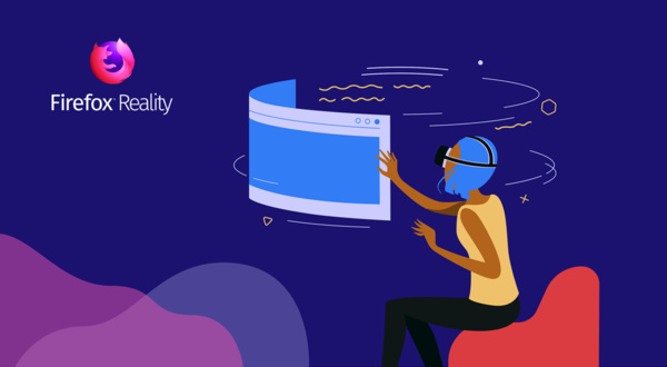 Mozilla releases a virtual reality browser, Firefox Reality