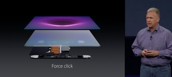 Apple's new iPhone to have next-gen Force Touch