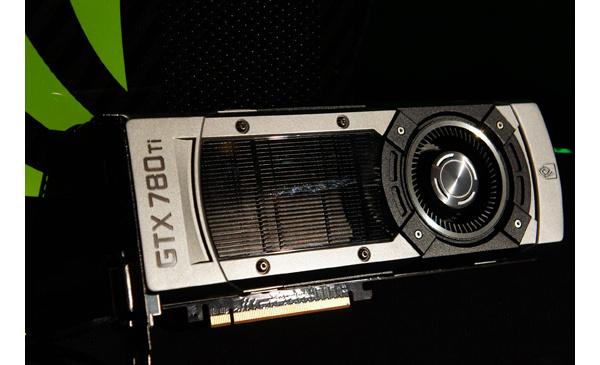 Nvidialta tulossa GeForce GTX 780 Ti ensi kuussa