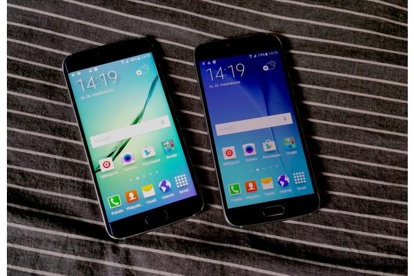 Uusi Android jakeluun Galaxy S6:lle Euroopassa