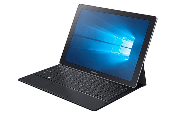 Samsung julkisti Surfacea muistuttavan Windows 10 -hybriditabletin