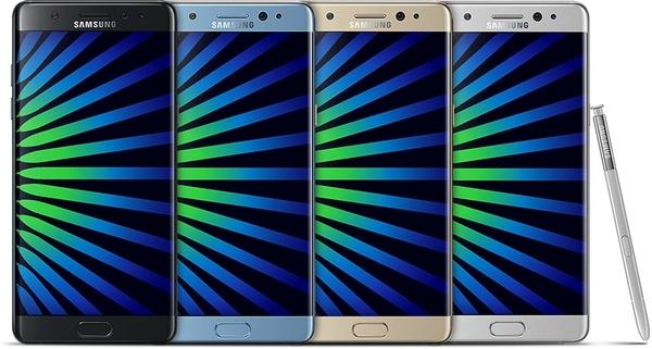 Tutkimus: Galaxy Note 7 ei tahrannutkaan Samsungin brändiä