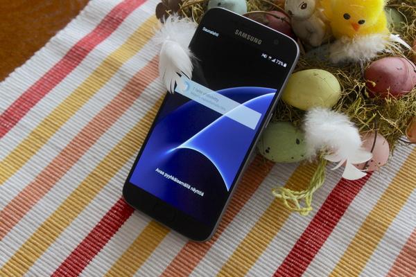 Arvostelussa Samsung Galaxy S7 – Tämän hetken älypuhelinkuningas