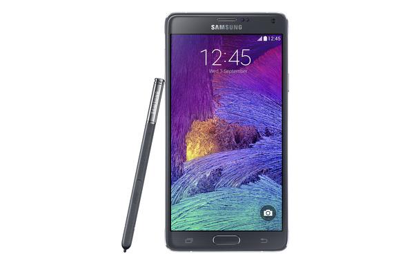 Nyt se on julki: Samsung esitteli Galaxy Note 4:n