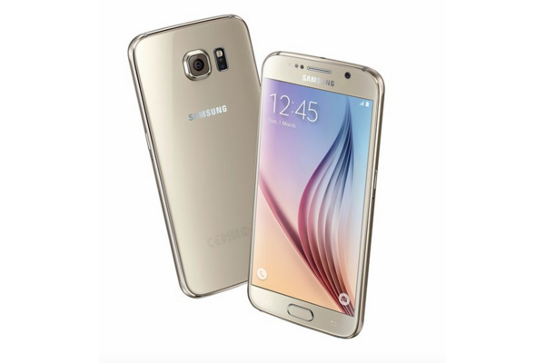 Samsung unveiled Galaxy S6, S6 edge
