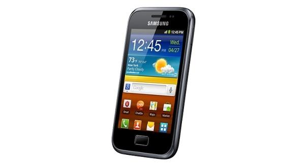 Samsung antoi Galaxy Acelle kasvonjenkohotuksen