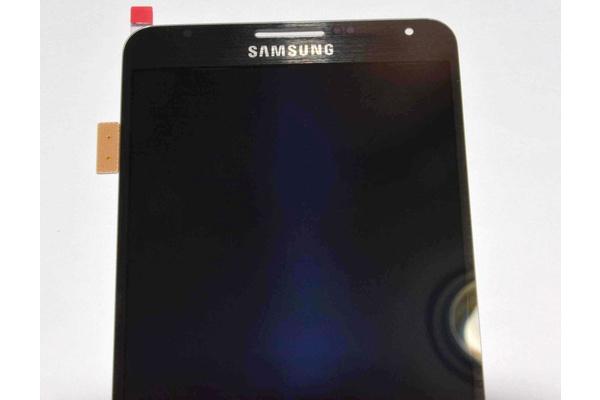 Galaxy Note III -vuoto paljastaa ohuen ohuet näytönreunat (päivitetty)