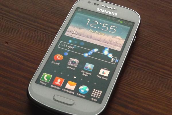 Pikakatsauksessa Samsung Galaxy S III Mini: ei nimi puhelinta pahenna