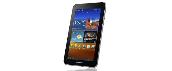 Samsungilta uusi seitsemän tuuman Galaxy Tab