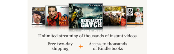 Amazon adds 3,000 more titles to Prime Instant Video