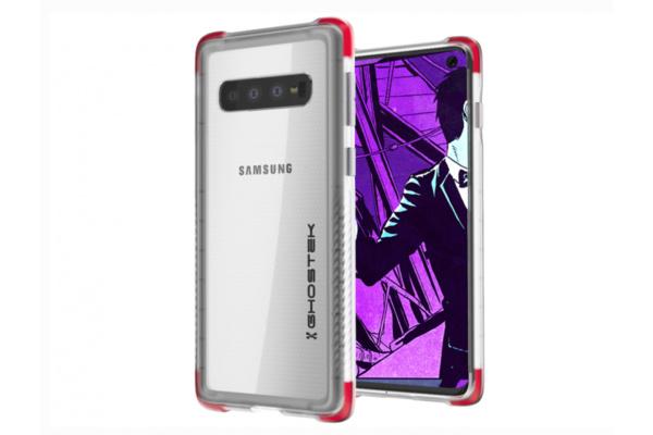Uusi mallinnuskuva – Tältäkö Galaxy S10 näyttää?