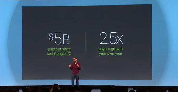 Google paljasti visusti salatun luvun: Tämän takia sovellukset tulevat ensin iPhonelle