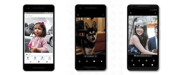 Google Kuvat saa uusia Google One -tilaajille tarkoitettuja ominaisuuksia kuvanmuokkaukseen