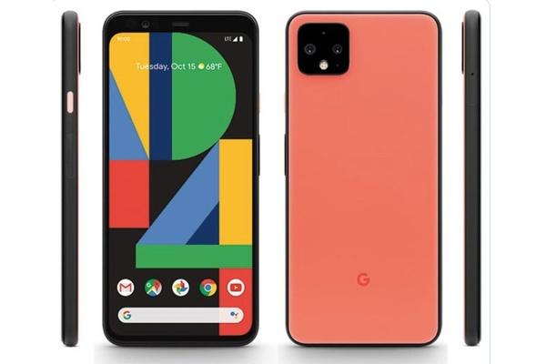 Google paljasti Pixel 4:n – Tällainen se on