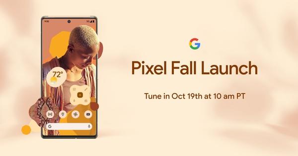 Googlen Pixel 6- ja Pixel 6 Pro -puhelimet julkaistaan 19. lokakuuta