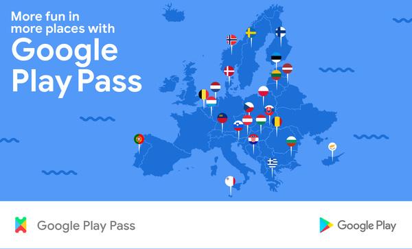Googlen maksullinen Play Pass -palvelu saapuu nyt Suomeen