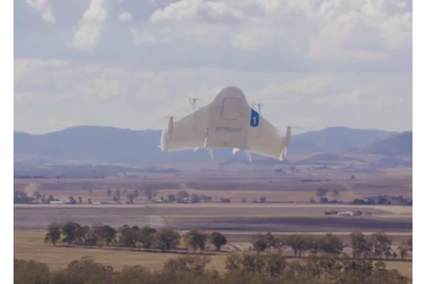 Google's sister company Wing gets drone delivery approval from FAA