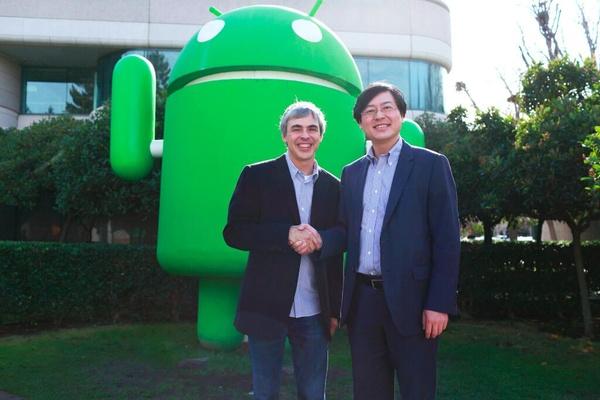 Google vahvisti: Lenovo ostaa Motorolan 2,91 miljardilla dollarilla