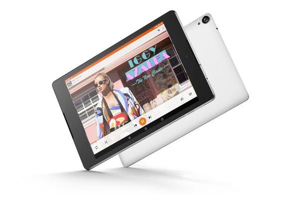 """Google esitteli """"ipadimäisen"""" Nexus 9 -tabletin"""