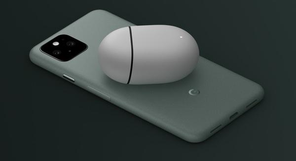 Google esitteli 5G-yhteyksillä varustetun Pixel 5 -puhelimen