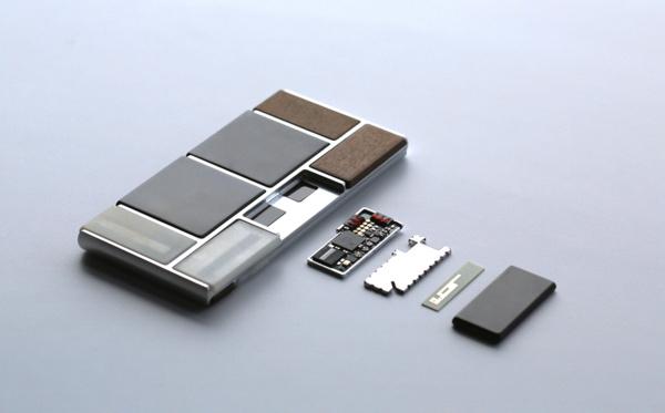 Google paljasti: Tällaisia osia tee-se-itse-puhelimelle voidaan tehdä