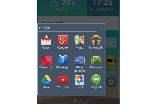 Google aikoo lisätä esiasennettujen sovellusten määrää Android-laitteissa