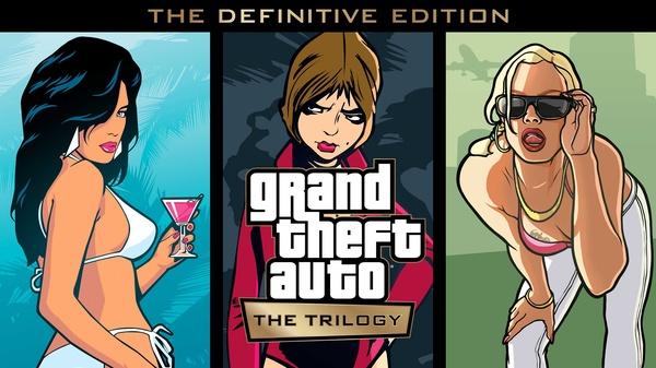 Rockstar vahvisti: Grand Theft Auto: The Trilogy - The Definitive Edition saapuu pian konsoleille ja PC:lle