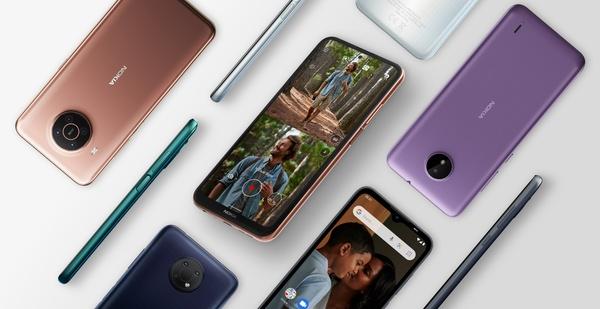 HMD Global laittoi Nokia-puhelimien mallinimet uusiksi - julkaisi kuusi uutta puhelinta