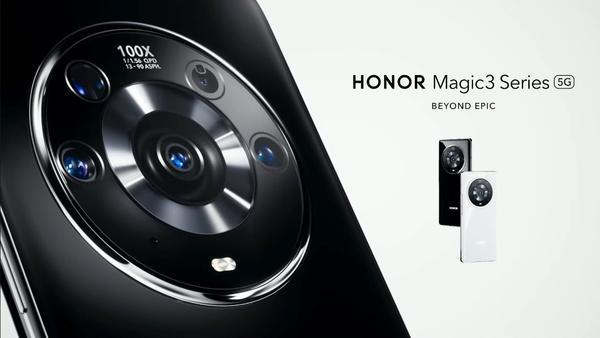 Honor julkaisi vahvasti kuvaamiseen panostavat Magic 3 -sarjan huippupuhelimet