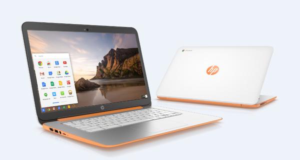 HP esitteli värikkään Chromebookin sekä Windows-hybridejä