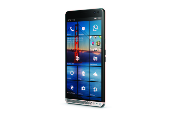 HP esitteli Elite x3:n: Windows 10 -älypuhelin huippuominaisuuksilla