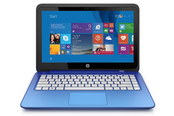HP esitteli halpoja Windows-kannettavia ja -tabletteja