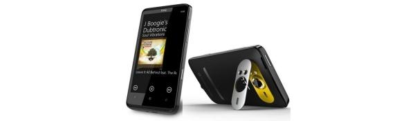 HTC otti kantaa HD7:n antenniongelmiin