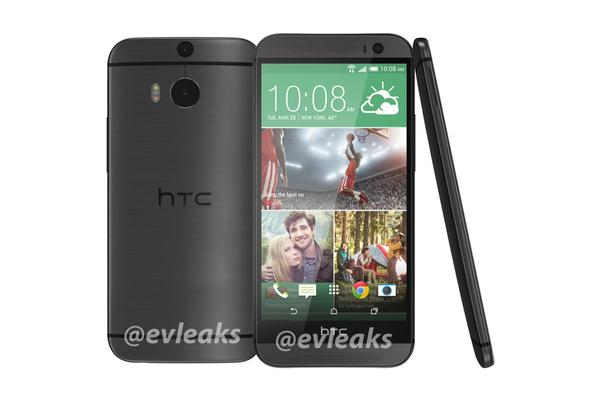 HTC:n toisen sukupolven One-älypuhelin videoesittelyssä