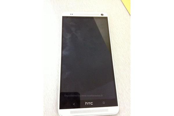 Kuvassa max-koon HTC One