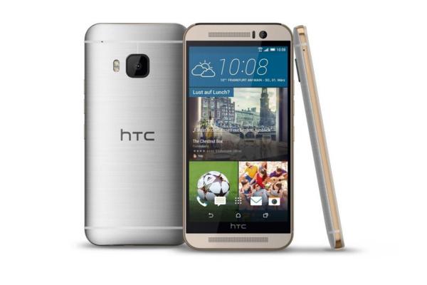 Iso videovuoto paljastaa HTC One (M9):n ominaisuudet