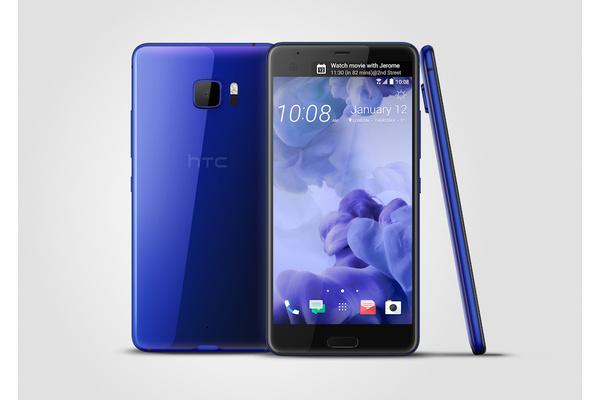 Tällainen on uusi HTC U Ultra – Galaxystä tuttu muotoilu