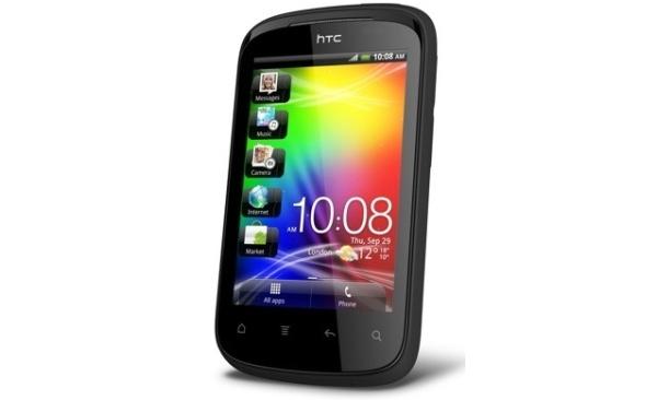HTC Explorer laajentaa budjetti-Androidien valikoimaa