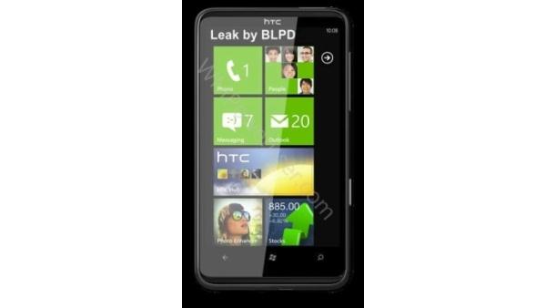 HTC:n HD7 Windows-puhelimesta iso läjä kuvia ja tietoja