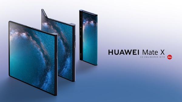 Huawein taittuvanäyttöinen Mate X saapuu vihdoin myyntiin
